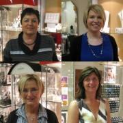 Medewerkers van CD Juwelier in Kerkrade, Limburg
