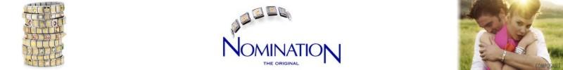 Nomination Classic schakels van staal met goud