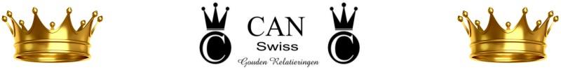 Can Swiss zware gouden trouwringen