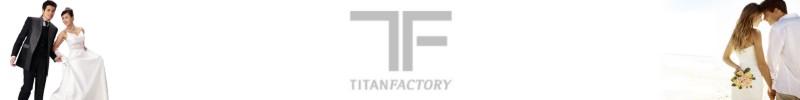 Titan Factory titanium trouwringen