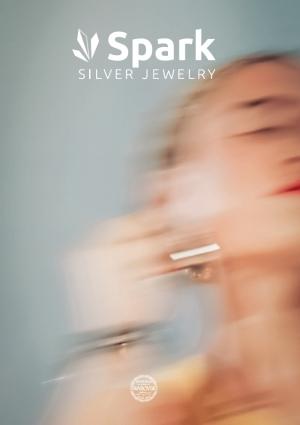 Spark zilveren sieraden met Swarovski kristal voorjaar 2017