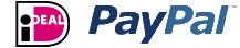U kunt met iDEAL en PayPal betalen bij CD Juwelier