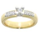 Gouden sieraden met briljant of zirconia bij CD Juwelier