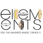 Elements stalen ringen met magneetsluiting