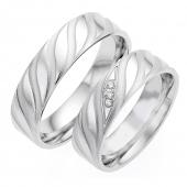 0294 Alliance vriendschapsringen zilver