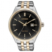 BM7256-50E bicolour herenhorloge Citizen Ecodrive