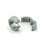 0503-02 basic titanium creolen Boccia