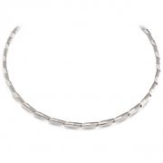 08004-01 collier titanium model Tulp Boccia