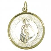 .4.4 gouden sterrenbeeld Maagd occasion
