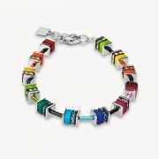 1500 armband Multicolour Coeur de Lion 4409301500