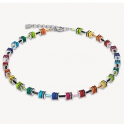 1500 collier Multicolour Coeur de Lion 4409101500