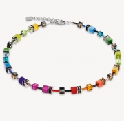 1520 collier Multicolour Rainbow Coeur de Lion 2838101520