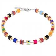 1500  collier Multicolour Coeur de Lion 4747101500