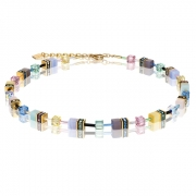 1566 collier Multicolour Romance Coeur de Lion 4905101566