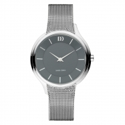 IV64Q1194 elegant dameshorloge met mesh band Danish Design