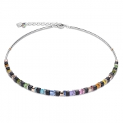 1500 collier Multicolour Coeur de Lion 4939101500
