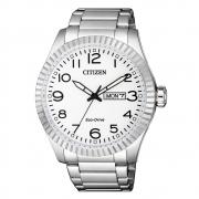 BM8530-89AE eenvoudig herenhorloge perfect voor dagelijks gebruik