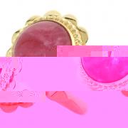 .4.5 gram occasion ring met rhodochrosiet