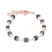0700 armband Blue Coeur de Lion 4950300700