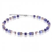 0800 collier Purple Coeur de Lion 4016100800