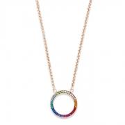 1500 collier Multicolour Coeur de Lion 4957101500