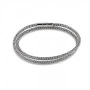 1700 armband Silver Coeur de Lion 0111311700