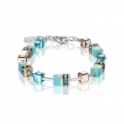 2000 armband Aqua Coeur de Lion 4016302000