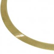 81.0 gram zware gouden choker
