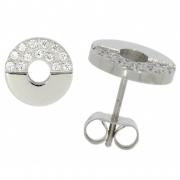 o 53191 stalen oorknoppen te koop bij CD Juwelier nabij Heerlen