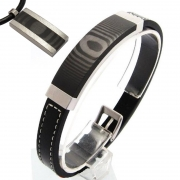 s 52530 armband-hanger carbon fingerprint-look
