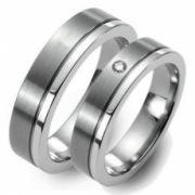 51252 Titan Factory titanium trouwringen