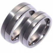 51337 Titan Factory titanium trouwringen