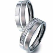 51678 Titan Factory titanium trouwringen