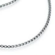 19-23 Sueno zilveren collier 42 cm