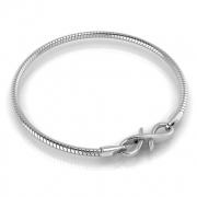 3010-20 Endless bracelet silver