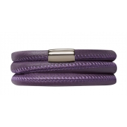 12106-63 triple purple bracelet Endless