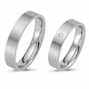 500645.02 pure eenvoud in relatieringen zilver