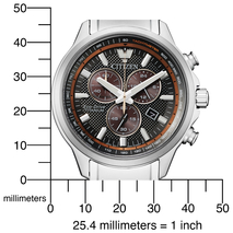 AT2470-85H Super titanium herenhorloge Citizen chrono