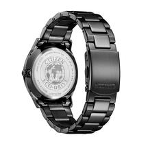 BM7408-88H stijlvol zwart Citizen herenhorloge Ecodrive
