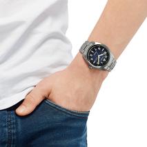 BM8560-88LE Citizen Super Titanium herenhorloge met duidelijke wijzers