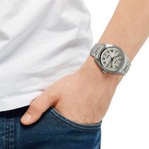 BM8560-88XE Duidelijk eenvoudig Citizen horloge Super Titanium