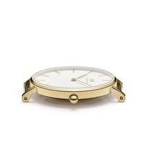 DW00100348 Daniel Wellington Unisex Horloge Petite Evergold White Doublé 32 mm