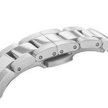 DW00100402 Daniel Wellington Dameshorloge Iconic Unitone Silver Staal 28 mm