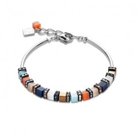 1559  armband Multicolour Motion Coeur de Lion 4031301559