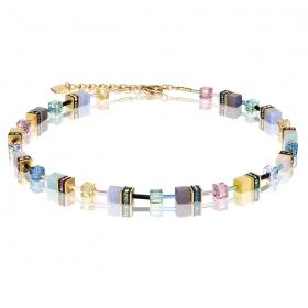 1566 collier Multicolour Romance Coeur de Lion 4905101566