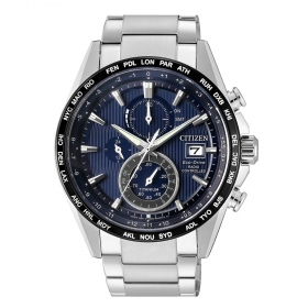 AT8154-82L super titanium zendergestuurd horloge Citizen