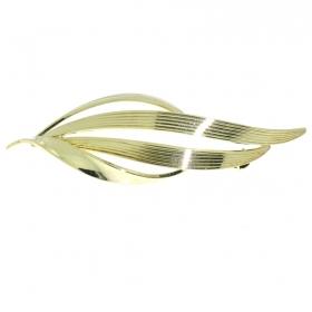 .5.1 gram elegante gouden broche occasion