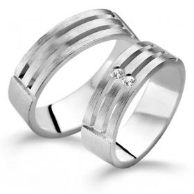 0158 zilveren relatieringen Alliance