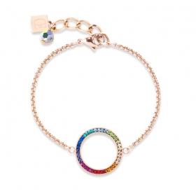 1500 armband Multicolour Coeur de Lion 4957301500