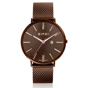ziw415M dameshorloge Retro 38 mm Zinzi